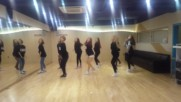 Twice Ooh-ahh Dance Practice