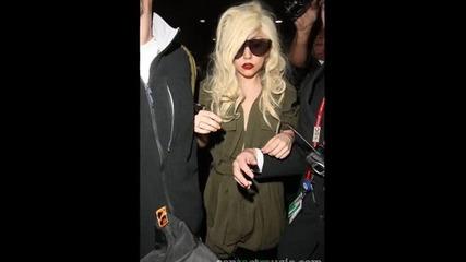 Lady Gaga - Bad Romance + [ snimki ]