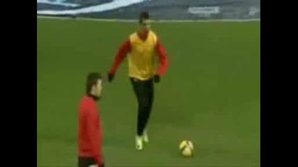Cristaino Ronaldo Nice Trick 2009