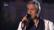 Andrea Bocelli - Love in Portofino-част 5/5 концерт (2012)