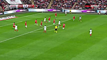 Англия - Малта 2:0 /репортаж/