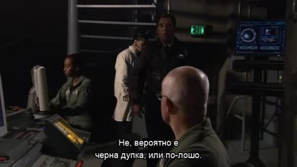 Старгейт Sg-1 / Stargate Sg-1 /сезон 9 eпизод 16