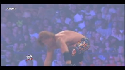 Wwe Money in the bank 2011 Smackdown Ladder Match Част 2/3 hd
