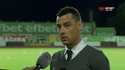 Томаш: За мен Берое е шампионът на България!