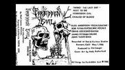 Forbidden Evil - Chalice of Blood (demo)