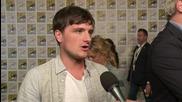 Josh Hutcherson On 'The Hunger Games: Mockingjay Part 2'