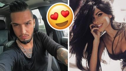 Джино и любимата му с важна стъпка, звездата се похвали в Instagram