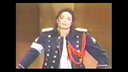Michael Jackson - The 65th Annual Awards