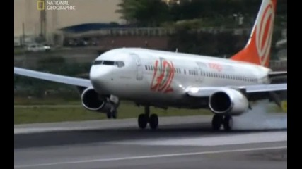 Разследване На Самолетни Катастрофи - Катастрофа На Пистата ( Бг Аудио )