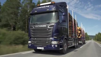 Scania Euro 6 motorprogram