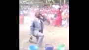 Брачна Церемония В Мозамбик
