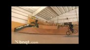 Mike Spinner Bmx Park Jam Session