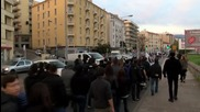 France: Anti-Arab protesters in Ajaccio stage third day of demonstrations