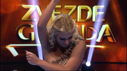 Dunja Popovic - Alkatraz (live) - ZG 2014 15 - 22.11.2014. EM 10.