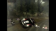 Need For Speed: Most Wanted - Stunt Movie