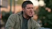 Supernatural Dean пее Eye Of The Tiger Full High Quality