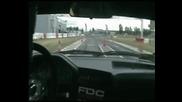Bmw E30 323i - Delorme Nicolas * onboard * Drift Challenge 2010 Battle