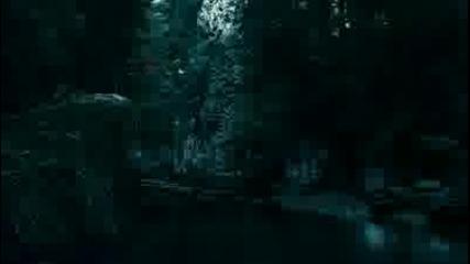 ! бг превод ! Twilight saga Eclipse Clip - Ravine Chase - Official (hd)