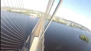 Южный мост в Киеве - Часть 2/ South Bridge - Part 2