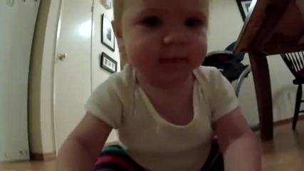 Малък сладур & Go Pro Camera