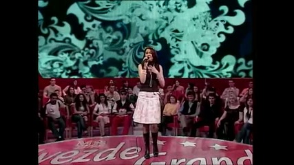 Silvija Nedeljkovic - Ja nisam rodjena da zivim sama ( Zvezde Granda 2007 )