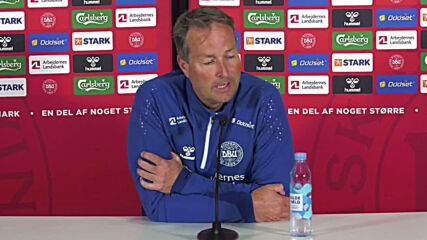 Denmark: 'We shouldn't have played' - Hujlmand on resuming match after Eriksen collapse