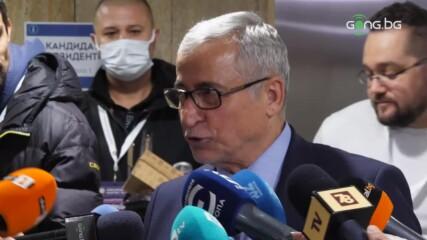 Христо Порточанов: Изненадан съм от резултата