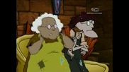 Courage the Cowardly Dog - The House of Discontent(s02ep49),  bg audio