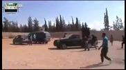 Как се обучава армията в сирия