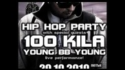 Druga Reklama - Varna - Club Comics - Young Bb Young + 100 Kila - = - Live 2