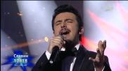 Славин Славчев - X Factor Live (18.11.2014)