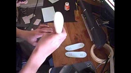 Как да си направим Фингърборд