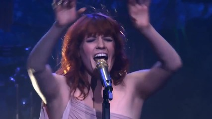 Florence and the Machine Strangeness and Charm