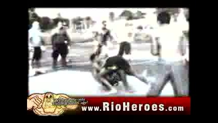 Street Fight - Braziliq
