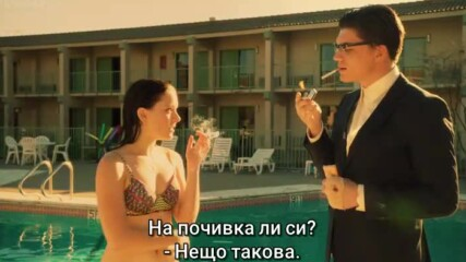 От здрач до зори - Сезон 1 - Епизод 4 - Бг. Суб.
