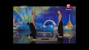 Ukraina mae talant 4 - Kollektiv Sha Fut Fan