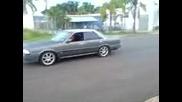 Nissan Skyline R31 - Старт !