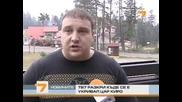 Tv7 разкри къде се е укривал Кирил Рашков