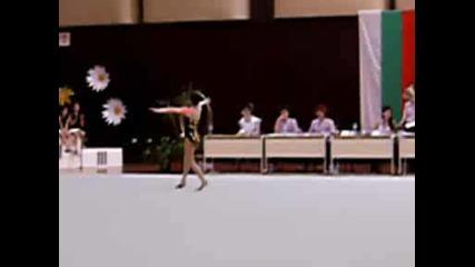 Вероника Бойчева - обръч Дп А категория 2009