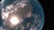 Земята снимана от космоса (full Hd)