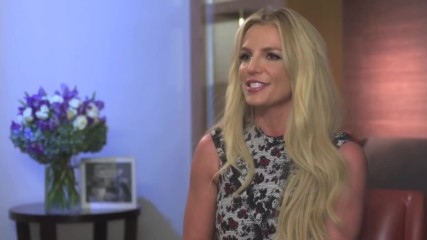 Britney Spears Extended Sunrise Interview October 2016 - talkin Adele Pokemon Go