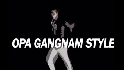 gangnam style #