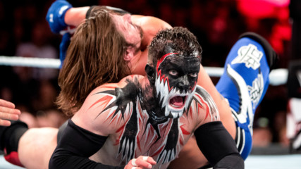 """The Demon"" Finn Bálor vs. AJ Styles: WWE TLC 2017 (Full Match)"