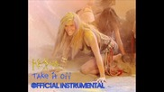Ke$ha - Take It Off (official Instrumental) Original