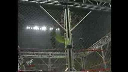 X - Pac Vs Kane (steel Cage Match) Armageddon 1999