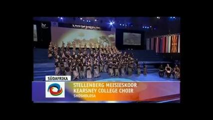 Shosholosa - Stellenberg Meisieskoor & Kearnsey College Choir