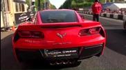 Chevrolet Corvette Stingray vs Chevrolet Camaro Zl1 vs Bmw M6 vs Jaguar F-type R
