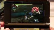 E3 2014: Monster Hunter 4 Ultimate - Walkthrough