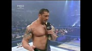 Undertaker Wants His Rematch