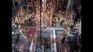 Поясът на Пресвета Богородица в манастира Ватопед